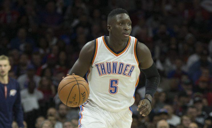 Victor Oladipo was the second overall pick in 2013. (Getty Images)
