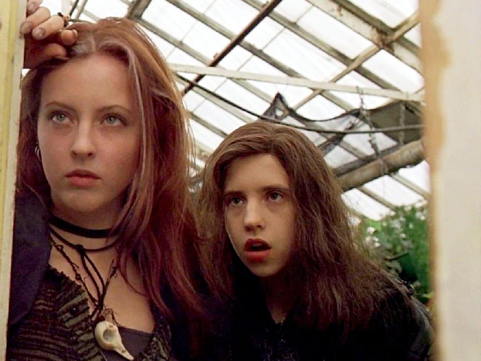 """In """"Ginger Snaps,"""" two sisters deal with the fact that one of them has been turned into a werewolf"""