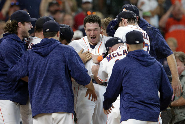 The Astros could repeat as World Series champs. (AP Photo)