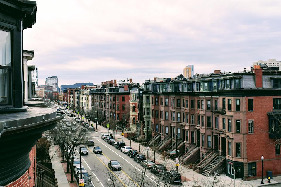 """<p><strong>Tell me: What's this place all about?</strong> Boston's South End is a neighborhood with both spirt and soul. Picturesque streets here reveal the area's mid-to-late-19th century roots with vast collections of Victorian row houses and European-style square and circular parklands. The streets also unearth more recent endeavors in revitalization—the neighborhood was neglected for much of the 20th century until the LGBTQ community began investing in the late nineties. Nowadays, the South End continues to embrace diversity and houses some of the city's best restaurants, markets, boutiques, and design showrooms plus the best dog parks.</p> <p><strong>Who comes here?</strong> The South End is far more residential than touristy and that's its charm. You'll dine at insider haunts, cross paths with the neighborhood's surfeit of dogs (and dog walkers) and admire the mix of refinished brownstones, reimagined warehouses, and new construction.</p> <p><strong>Did it meet expectations?</strong> This neighborhood has the kind of charm that'll make you want to move to <a href=""""https://www.cntraveler.com/destinations/boston?mbid=synd_yahoo_rss"""" rel=""""nofollow noopener"""" target=""""_blank"""" data-ylk=""""slk:Boston"""" class=""""link rapid-noclick-resp"""">Boston</a>. There are so many historic plaques that pique your interest of the neighborhood's past and an abundance of small, hidden art galleries and design showrooms that will keep you searching for more.</p> <p><strong>So then what, or who, do you think it's best for?</strong> Art and design aficionados should definitely come here on Sundays, when the South End's SoWa Art & Design District shows off its weekly best. This is when you can visit the treasure-filled SoWa Vintage Market, and browse the expansive, art-filled SoWa Open Market and the SoWa Farmer's Market. Beyond the markets, discover a number of art galleries, one-of-a-kind boutiques and design showrooms (which are typically open seven days per week). The South End is also a req"""