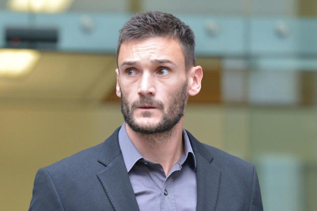 Spurs skipper Hugo Lloris pleaded guilty to being more than twice the legal limit for drink-driving (PA)