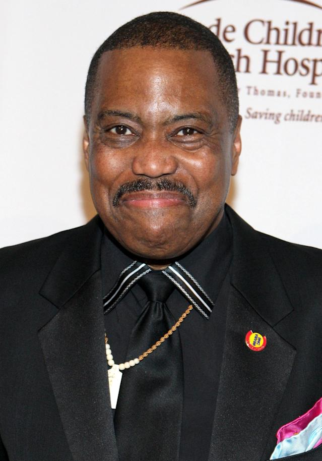 <p>Cuba Gooding Sr. was the most successful lead singer of the soul group the Main Ingredient. He was also an actor. He died April 20 of cardiovascular disease at the age of 72.<br> (Photo: Bennett Raglin/WireImage) </p>