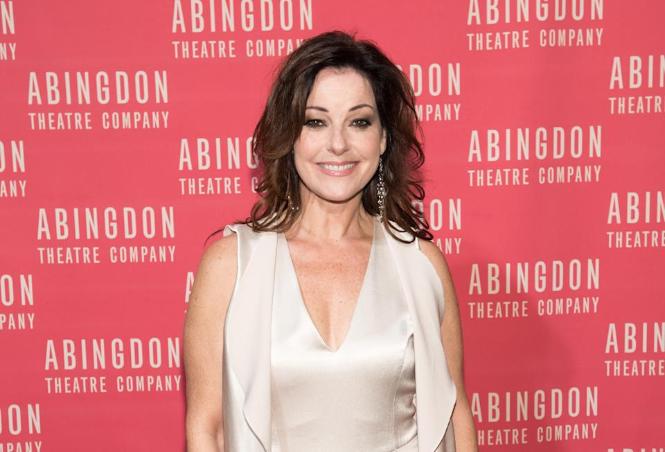 NEW YORK, NY - OCTOBER 23:  Actress Ruthie Henshall attends the Abingdon Theatre Company 25th Anniversary Gala at The Edison Ballroom on October 23, 2017 in New York City.  (Photo by Noam Galai/Getty Images)