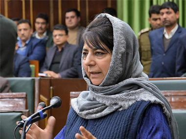 'Had NZ mosque shooting happened in India, leadership would have covertly supported attacks on Muslims': Mehbooba Mufti
