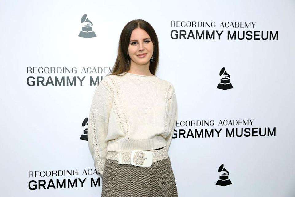 The Drop: Lana Del Rey - Credit: Getty Images for The Recording A