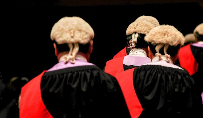 Some in the judiciary have come under fire for their rulings. Photo: Reuters