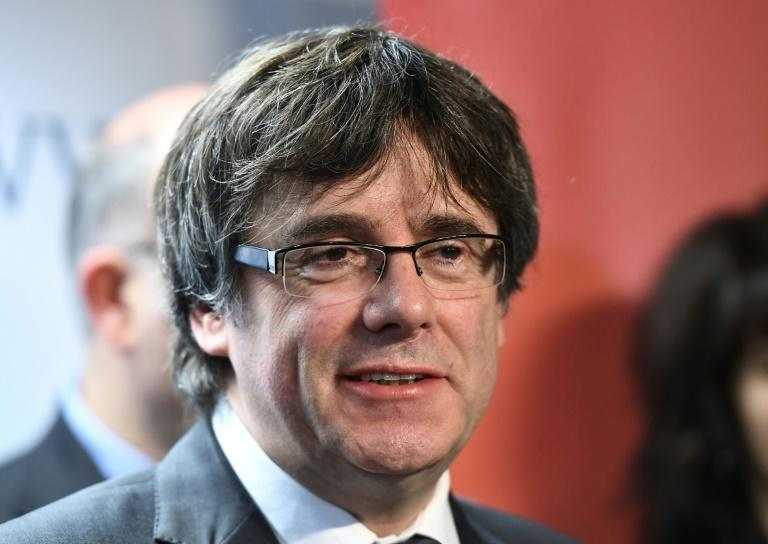 Former Catalan president Carles Puigdemont says he has the legitimate mandate to rule after his Together for Catalonia list won the most votes within the separatist camp in the December elections