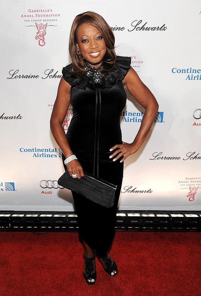 "Former ""View"" co-host Star Jones is no stranger to giving back. Earlier this year, she won $25,000 for the East Harlem School at Exodus House on ""Are You Smarter Than a 5th Grader?"" Dimitrios Kambouris/<a href=""http://www.wireimage.com"" target=""new"">WireImage.com</a> - October 21, 2009"