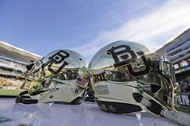 Two more women, eight total, have joined the Title IX civil rights lawsuit against Baylor. (AP)