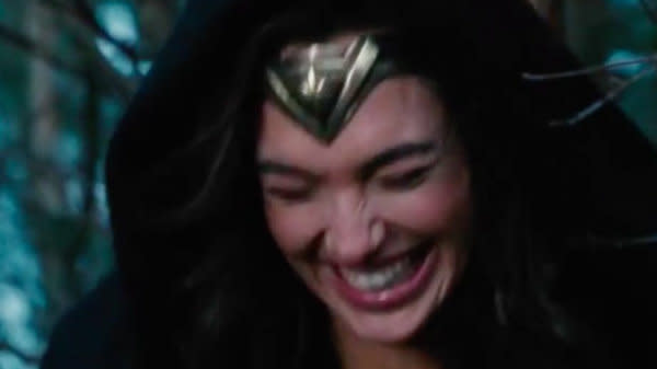 Gal Gadot's 'Wonder Woman' Bloopers Will Make You Love The Film Even More