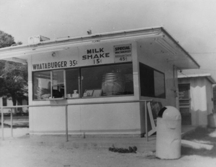 Whataburger first location
