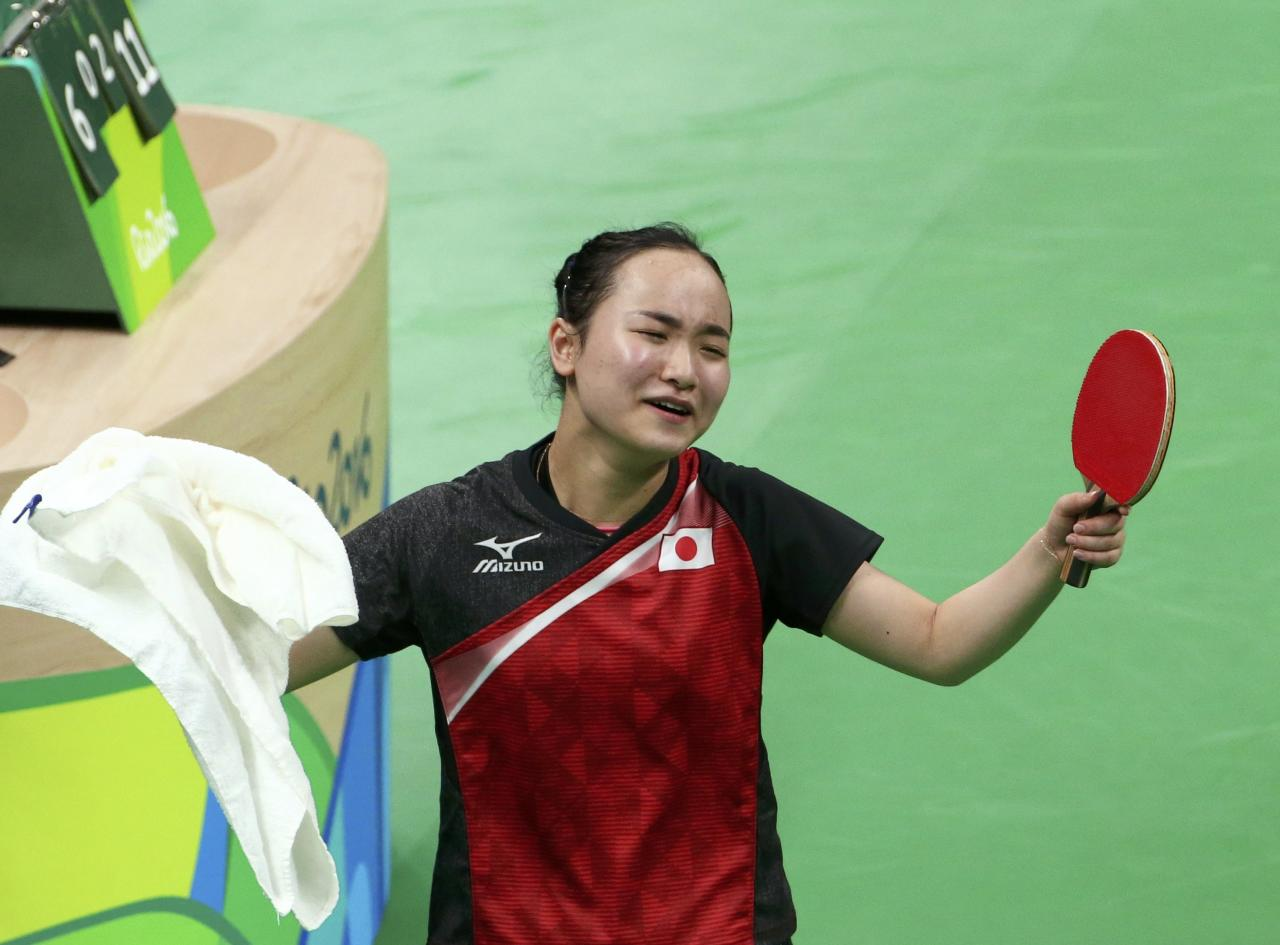 Singapore wins a bronze medal for Table tennis 6 0
