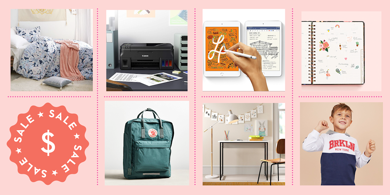 "<p>Back-to-school season is almost here and so are the <a href=""https://www.goodhousekeeping.com/life/money/a27699618/amazon-back-to-school-sales/"" target=""_blank"">best back-to-school deals</a> are starting to sneak in! No matter where you're learning this year (in-class in person or right at home), school will still be back in session. We've rounded up the best <a href=""https://www.goodhousekeeping.com/life/money/a27664523/walmart-back-to-school-sales/"" target=""_blank"">back-to-school deals</a> and <a href=""https://www.goodhousekeeping.com/life/money/a27704775/apple-back-to-school-deals-2019/"" target=""_blank"">best discounts</a> from your favorite brands and stores, including sales on school supplies, clothing deals, and offers on electronics, home office and college furniture. </p><p>If you still haven't crossed off your <a href=""https://www.goodhousekeeping.com/life/parenting/tips/a17427/school-shopping-lists/"" target=""_blank"">back-to-school shopping list</a>, it's time to shop. Trust us: Whether you're a student, <a href=""https://www.goodhousekeeping.com/life/parenting/a22724960/things-teachers-wish-parents-knew/"" target=""_blank"">parent</a>, or a teacher, you'll be so glad you did.</p><p><em>For more back-to-school ideas, including tips on <a href=""https://www.goodhousekeeping.com/home/organizing/tips/g2358/back-to-school-prep/"" target=""_blank"">how to stay better organized</a>, making <a href=""https://www.goodhousekeeping.com/life/parenting/g27787916/best-first-day-of-school-signs/"" target=""_blank"">creating the ultimate first-day-of-school photo</a>, or <a href=""https://www.goodhousekeeping.com/life/parenting/g27532924/bento-box-lunches/"" target=""_blank"">preparing the cutest school lunches</a>, be sure to check out our <a href=""https://www.goodhousekeeping.com/back-to-school-ideas-and-advice/"" target=""_blank"">Back-to-School Guide</a>!</em></p>"