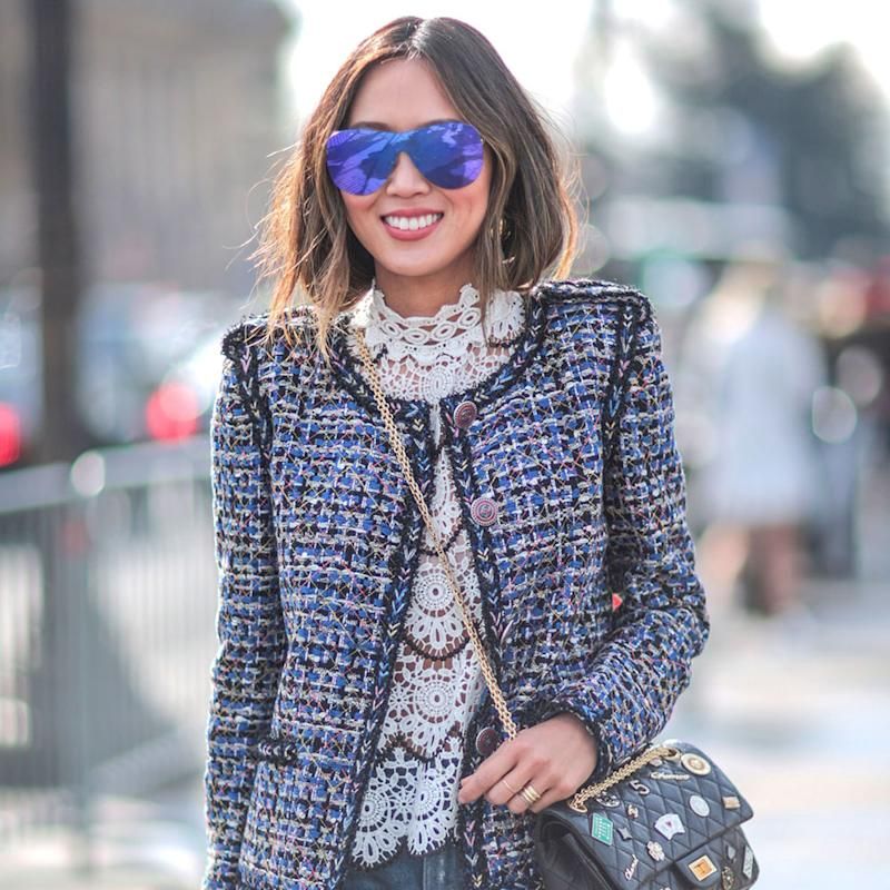 This Is The Makeup Version Of Chanel S Iconic Tweed Jacket