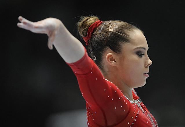 Gymnast McKayla Maroney's victim impact statement about abuse by Dr. Larry Nassar was read during the former doctor's trial. (Photo: Getty Images)