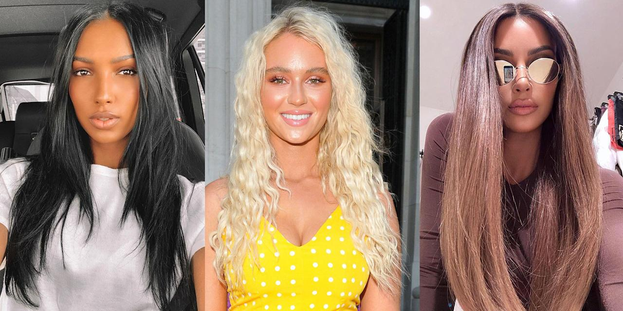 <p>In need of a little long hairstyle inspiration? We got you! While it seems like recently all our fave celebs have been snipping their strands into edgy crops, we've still got a soft spot for long hair. </p><p>And the good news is that everyone can play the long hair game - all you need is to get your hands on some extensions, and go forth through our roundup of the most fire long hairstyles on the worldwide web for inspo.</p><p>We've got updos, plaits, curly hairstyles, straight hairstyles, fringes and layers, all ready for you to take to your hairdresser. If you don't find something you like in here - well, you're a very hard one to please. </p><p>As for the rest of you, happy print screening. </p>