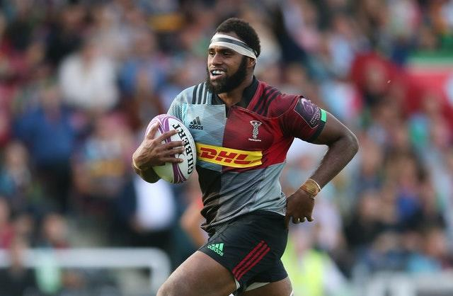 Harlequins' Semi Kunatani is reported to have fallen foul of guidelines