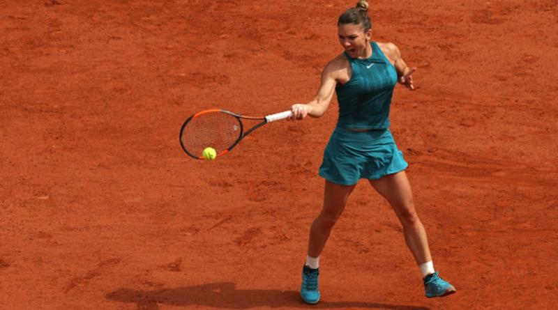 Simona Halep vs Amanda Anisimova, French Open 2020 Live Streaming Online: How to Watch Free Live Telecast of Women's Singles Third Round Tennis Match?
