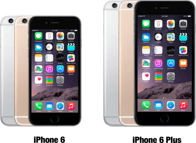 The iPhone 6 dramatically increased the iPhone's screen size—and body size