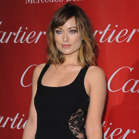 Olivia Wilde optimistic about philanthropy