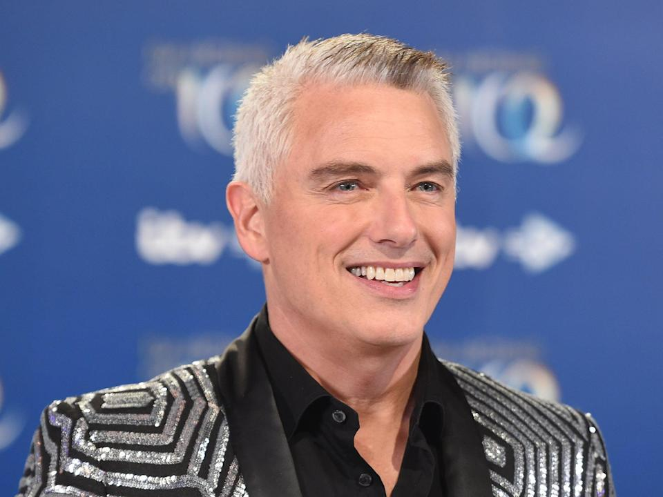 Actor John Barrowman at a Dancing on Ice event (Stuart C Wilson/Getty Images)