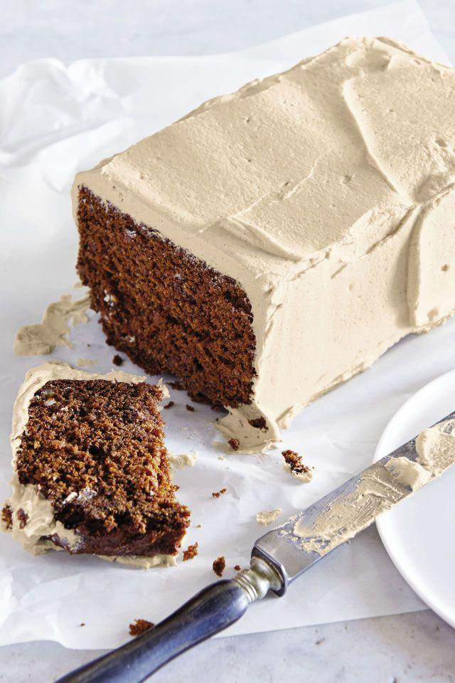 "<p>The secret to this incredibly delicious creation is the brown sugar in both the cake and the buttercream frosting.</p><p><a href=""https://www.goodhousekeeping.com/food-recipes/dessert/a40367/outlaw-carrot-cake-with-brown-sugar-butter-cream-recipe/"" rel=""nofollow noopener"" target=""_blank"" data-ylk=""slk:Get the recipe for Outlaw Carrot Cake »"" class=""link rapid-noclick-resp""><em>Get the recipe for Outlaw Carrot Cake »</em></a></p>"