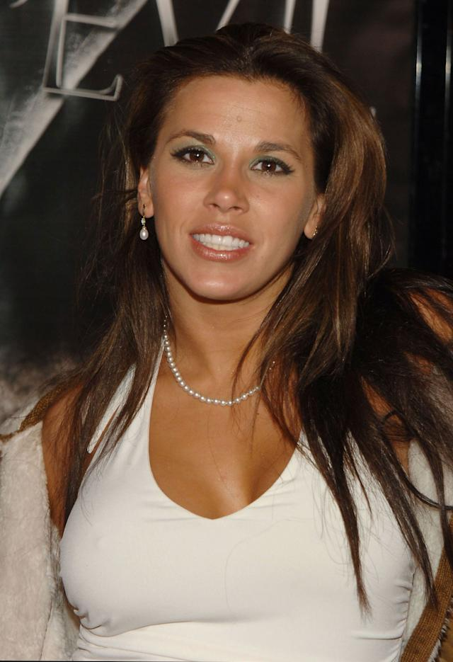 Mickie James, WWE Diva, Women's Champion, Raw Superstar (Photo by J.Sciulli/WireImage for LIONSGATE)