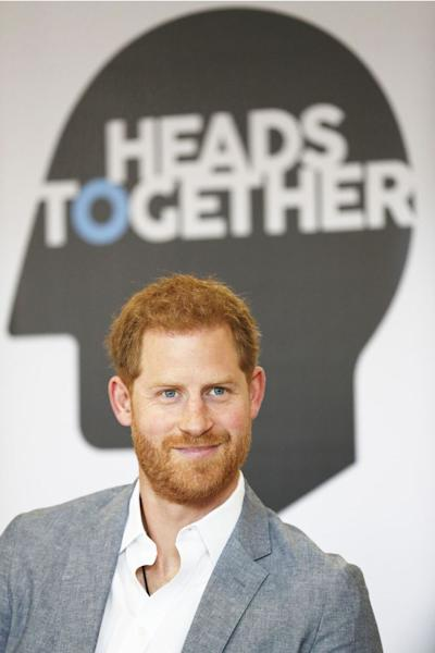 Prince Harry Supports Transgender Youth