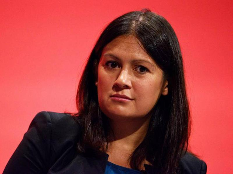 Lisa Nandy left Corbyn's frontbench in 2016 (Getty)