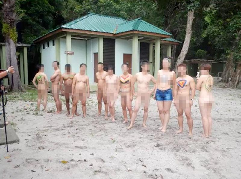 Nudist to ask for case to be dropped, says lawyer