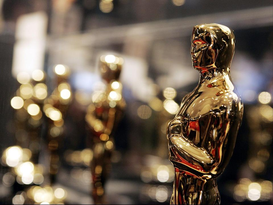 The Oscars are being held this year on 25 April (Getty Images)