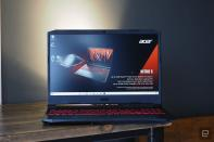 Hands-on images of Acer's Nitro 5