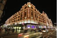 """<p>The Queen famously used to do her Christmas shopping at Harrods in London. The iconic store would <a href=""""http://www.walesonline.co.uk/whats-on/whats-on-news/how-royal-family-christmas-8212591"""" rel=""""nofollow noopener"""" target=""""_blank"""" data-ylk=""""slk:reportedly stay open after hours"""" class=""""link rapid-noclick-resp"""">reportedly stay open after hours</a> just for Her Majesty, so she could shop in peace. </p>"""