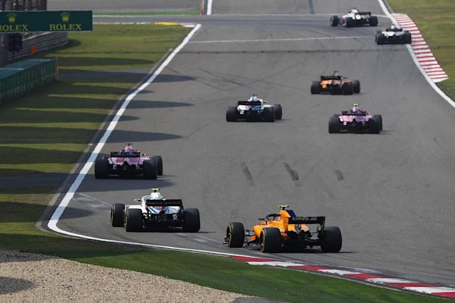 "Formula 1 will not be ""suddenly seeing fantastic racing"" with the increased race fuel allowance for 2019, according to McLaren driver Fernando Alonso"
