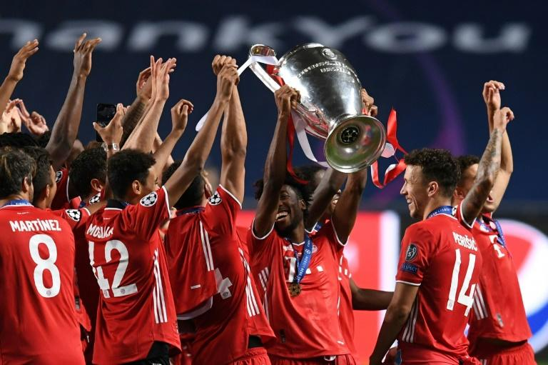 Bayern defeat PSG to become European champions for sixth time