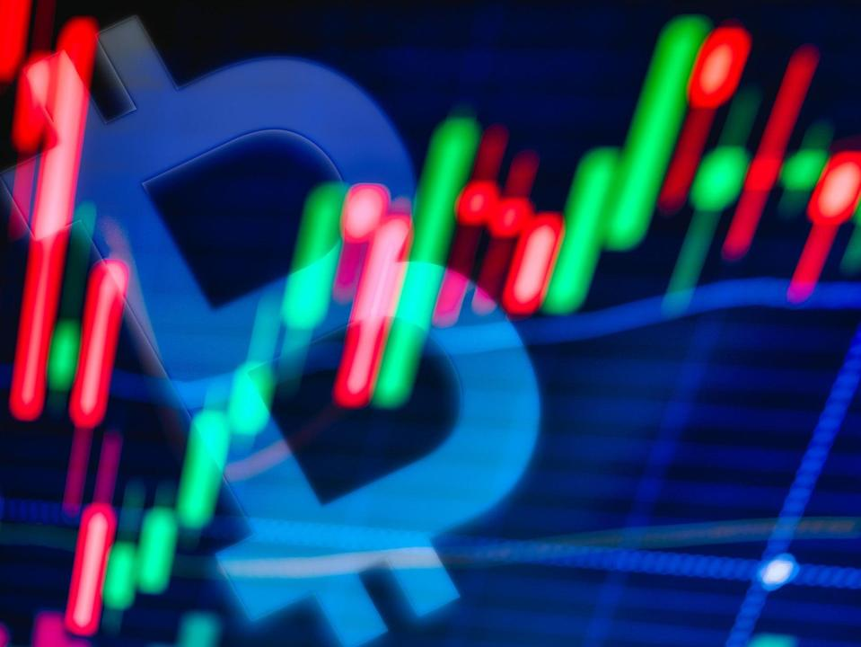 Bitcoin's price passed the ominous-sounding 'death cross' milestone on 21 June 2021 (Getty Images/iStockphoto)