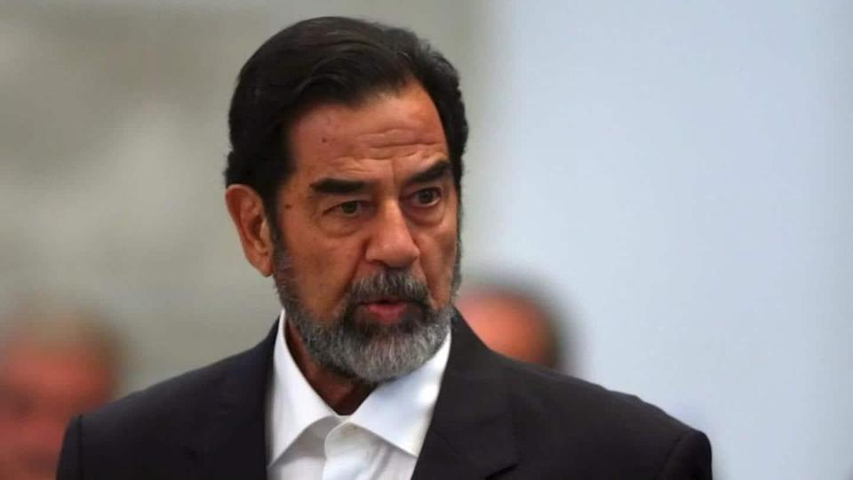 Inspired by Saddam Hussein, man uses thallium on wife, in-laws