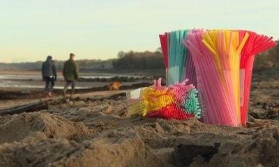 Plastic straws, stirrers and cotton buds set to be banned in England