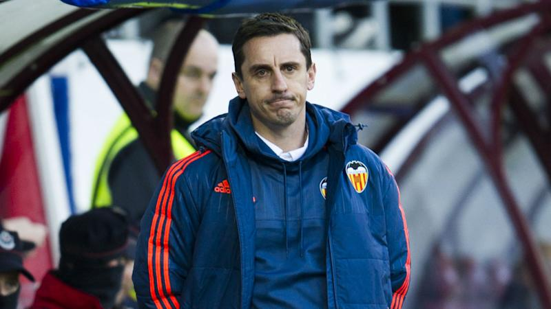 Former Man Utd defender Neville has no desire to return to coaching after nightmare Valencia spell