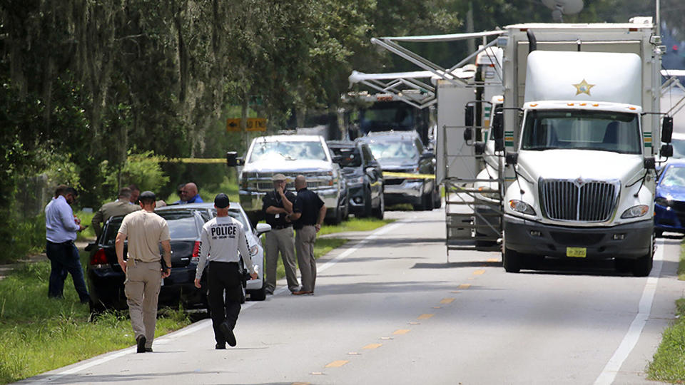 The shooter was allegedly on methamphetamines during the  shooting incident.