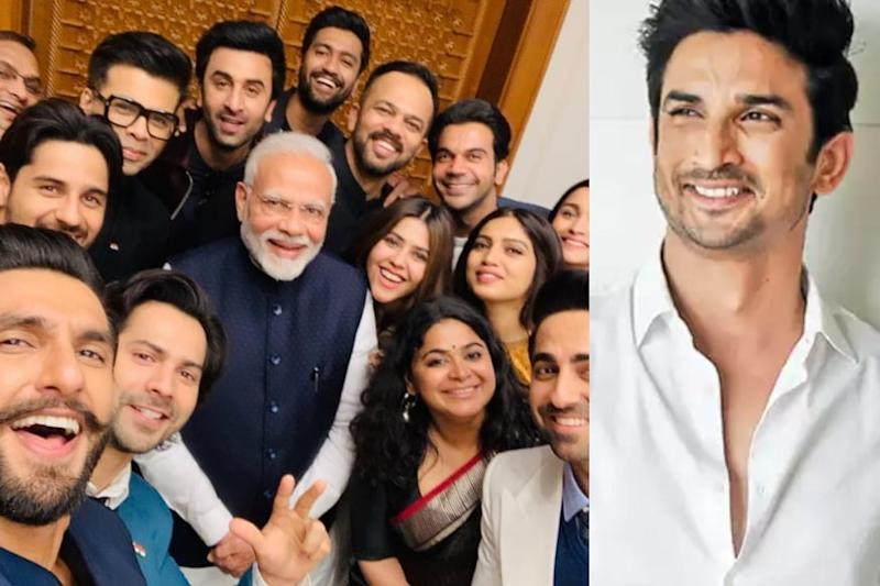 Roopa Ganguly Questions Sushant Singh Rajput's Absence from Celebs' Meetings with PM Modi