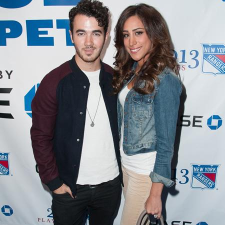 Kevin Jonas expecting a girl