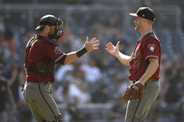 The Arizona Diamondbacks have the most difficult schedule of any contender down the stretch as Yahoo Sports ranks them from toughest to easiest. (AP)