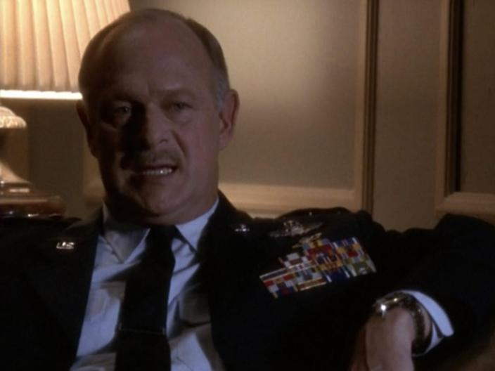 gerald mcraney on the west wing