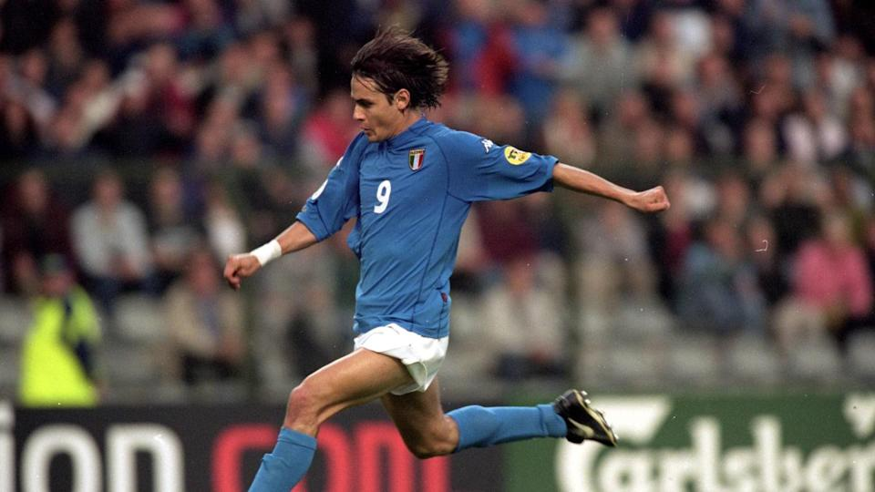 Filippo Inzaghi   Graham Chadwick/Getty Images