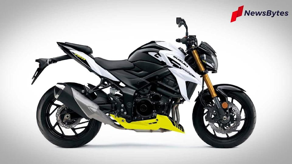 2021 Suzuki GSX-S750, with cosmetic updates, goes official