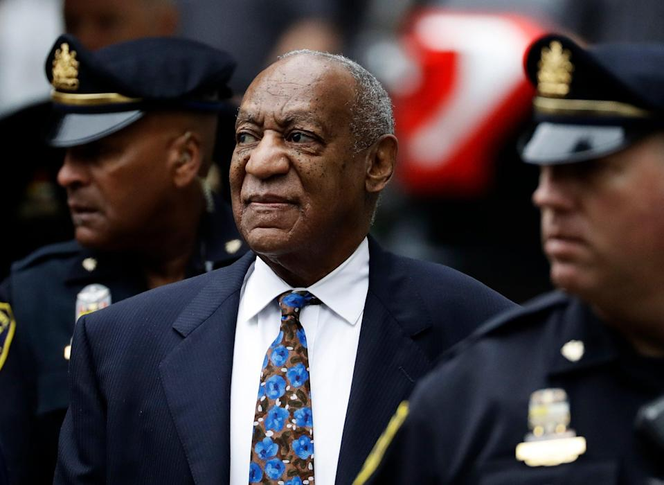 Bill Cosby (Copyright 2018 The Associated Press. All rights reserved)