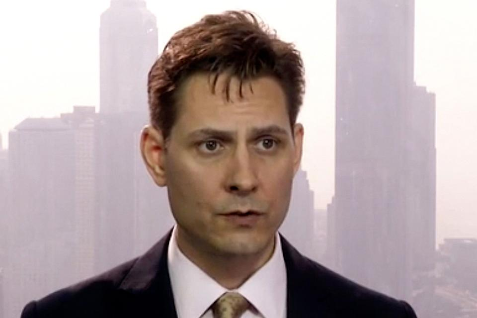 Michael Kovrig  (Photo: ASSOCIATED PRESS)