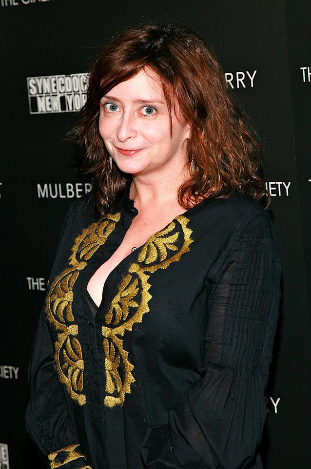 """<a href=""""http://movies.yahoo.com/movie/contributor/1804499140"""">Rachel Dratch</a> at the New York premiere of <a href=""""http://movies.yahoo.com/movie/1809873025/info"""">Synecdoche, New York</a> - 1015/2008"""