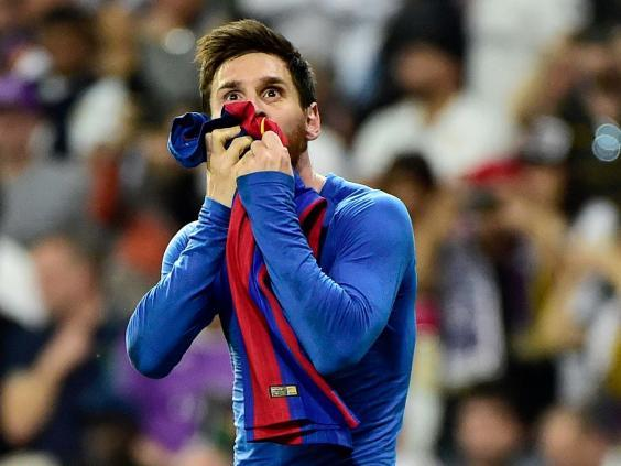 Lionel Messi has reluctantly agreed to stay at Barcelona (AFP via Getty)
